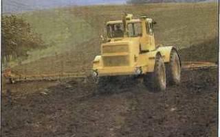 Трактор кировец к 700: описание, модификации, характеристики