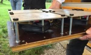 Термообработка пчел от клещей варроа: как сделать термокамеру своими руками