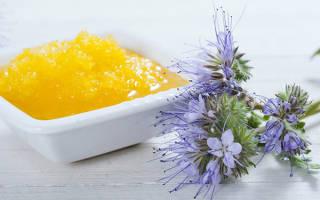 Чем полезен фацелиевый мед